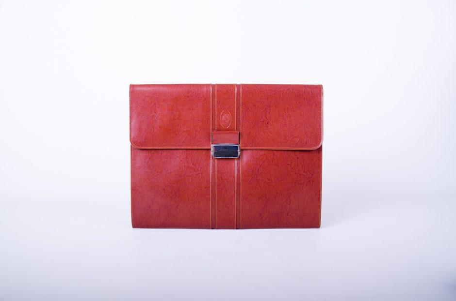 Corporate Leather Briefcase