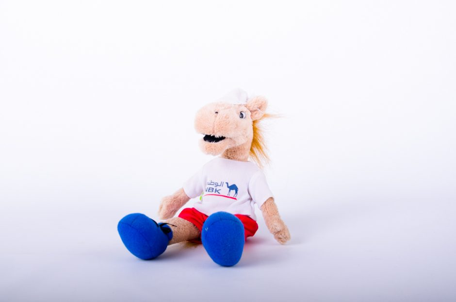 Jamoul Soft toy character