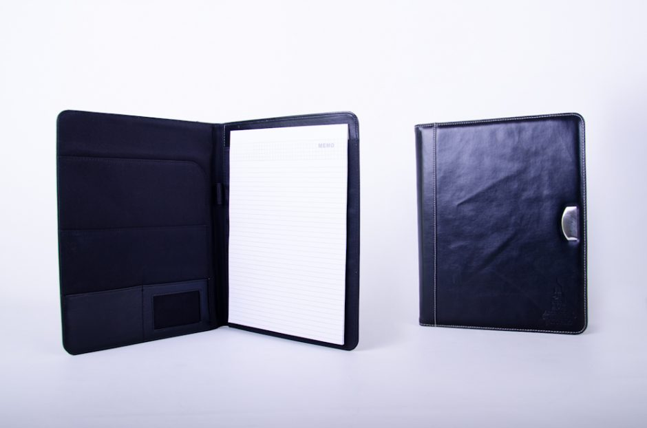 Promotional Leather Portfolio