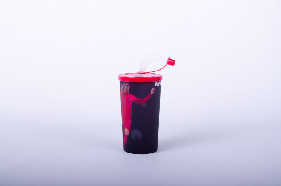 Straw Mug