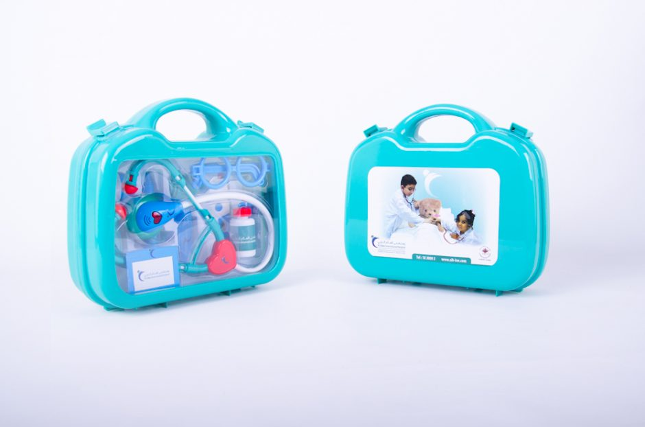 Toy Doctor Kit