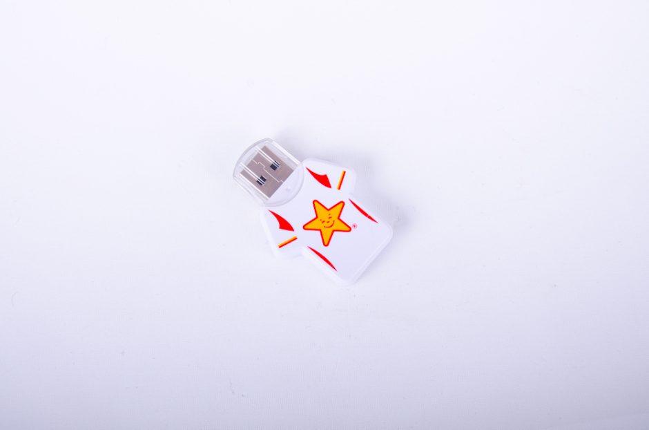 Tshirt Shape USB